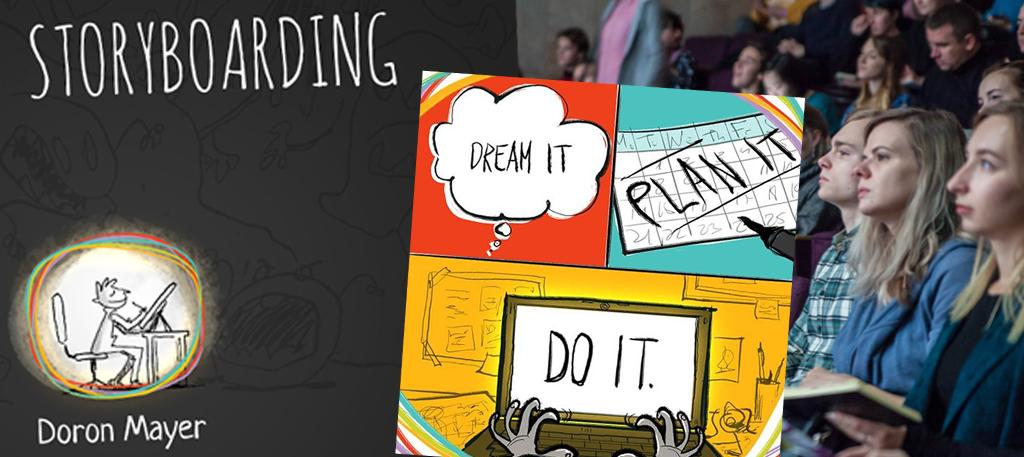 Workflow Weekly: Your Dream Project, Fearless Storyboarding, The Origins of Workflow (week #46)